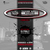DJ Philly - Trackside Burners 7 - ITCH FM (29-SEP-2013)