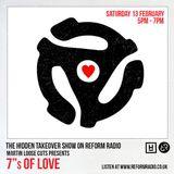 Hidden X Reform Radio Valentine's day special.