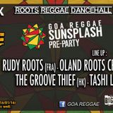 Reggae Rules The Beach [Goa Sunsplash Preparty] Live @ Opinhal, Arambol, Goa (14-01-16)