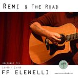 FFelenelli with Remi & the Road @InnersoundRadio 07.12.2017