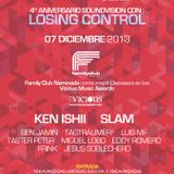 Slam live set at Family Club 07.12.2013