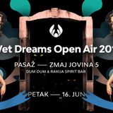 Dachony Wet Dreams @ Rakija & DumDum