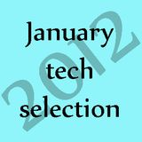 Milos Pesovic - January tech selection