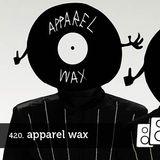 Soundwall Podcast #420: Apparel Wax