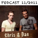 Chris&Dan Podcast 11/2011 (Christian Priess & Daniel Jotzo)