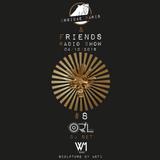 UP & Friends Radio Show 008 - OR'L Dj Set