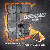 Loco Dice - Amnesia Ibiza Underground 10 (2010)