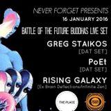 Battle Of The Future Buddhas Live Retro Set @ Athens (16.01.2016)