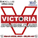 Victoria - Last March Spinning® Class