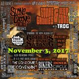Stone Grooves & Deep Cuts on BiC Radio - November 3, 2017