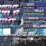 Sunday Night Freestyle Spotlight  with DJ Lexx and Joe Shock Lopez  1-17-16