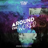 Vitaly Coop - Around The World Episode 019