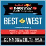DJ C-SIK - Canada - Calgary Qualifier 2014