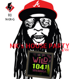 WiLD 104 MK's House Party 4/22