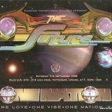 Jumping Jack Frost Side 2 One Nation 'The Future' 7th Sept 1996