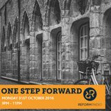 One Step Forward 31st October 2016