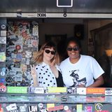 Moxie & Cherrie Flava (Mic Records) - 4th July 2018