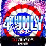 DJ Aleks - 4th Of July Party Mix Ep. 24