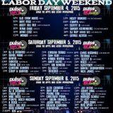 BLAZE - Pulse 96.7 Vegas / Pulse 87 NY Labor Day Weekend 2015 House Mix