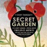Jeffrey Tice live at Secret Garden in Austin, TX on 12/27/18