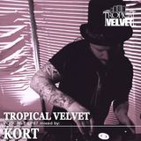 TROPICAL VELVET PODCAST EP87 MIXED BY KORT