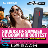 UE Boom: Sounds of Summer - Mixed by Gabriel van Cleef