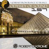 Roberto Krome - Odyssey Of Sound 157