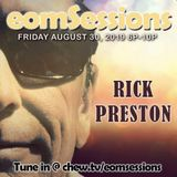 eomSessions feat. Rick Preston ::: Aug. 30, 2019