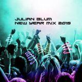 Julian Blum - New Year Mix 2015