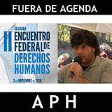 HERNÁN ASTUDILLO CON HORACIO PIETRAGALLA, FUERA DE AGENDA (22 de octubre 2018)