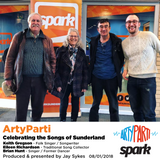 ArtyParti - Celebrating Songs in Sunderland