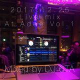 2017/12/25 Live Mix at Adee Vol.1 Mixed By DJ 6TA