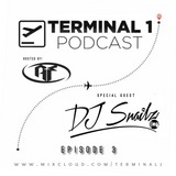 Terminal 1 Podcast - DJ AF Ft. DJ SNAILZ - EP. 3