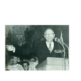 Dr. J. R. Faulkner preaching  about TIME to the students of Tennessee Temple Schools in 1975.
