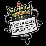 High Society Geek Club Guest Mix - Gethin Jones