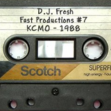 DJ Fresh - Fast Productions #7 - 1988