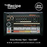 The Recipe Radio Show 16th March 2015