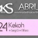 Kekoh Live @ Knocked Stream (24-04-2015)