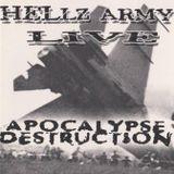 Hellz Army - Apocalypse Destruction [Apocalypse Recordings]
