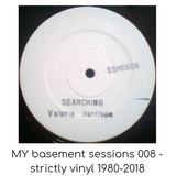 MY basement sessions 008 - strictly vinyl 1980-2018