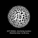 Kitt Zenga - Z22 Dj Set, Sundron (Kazantip 2014) - 27.08.2014