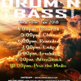 Only Drum and Bass 10-1-2018
