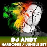 DJ ANDY - HARDCORE/JUNGLE SET