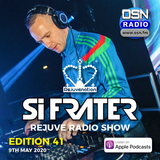 The Rejuve Radio Show #41 with Si Frater - (May 2020)