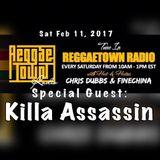 REGGAETOWN - FEBRUARY 11 2017