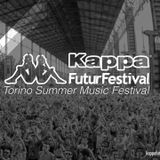 Sam Paganini - Live @ Kappa Futur Festival 2016 Turin, Italy - 9.JUL.2016