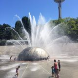 July  31 - August 11, 2017 Seattle Center International Fountain Mix