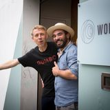 Gilles Peterson with Gabriele Poso Organik Duo Live // 20-09-17
