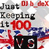 Dj b_deX - Just Keeping it 100