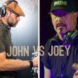 Joey Vs John The Legends
